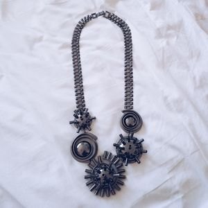 MAWI Necklace $850 Pewter